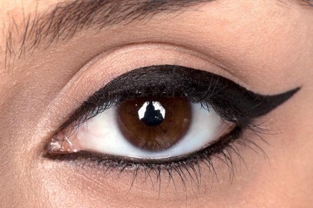 kedi gözü makyajı için öneriler