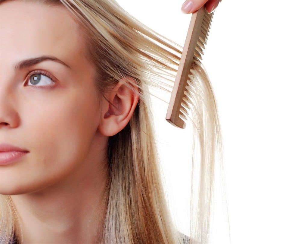 saç dökülmesi için öneriler