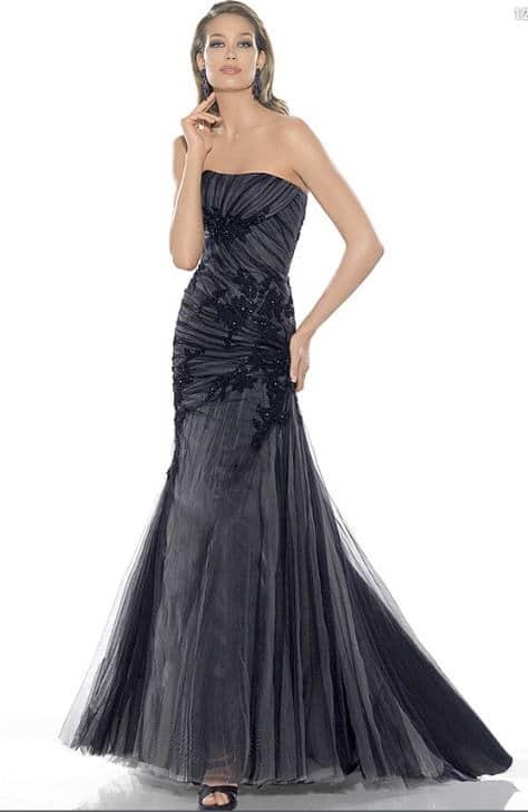 2016 gece elbise modelleri