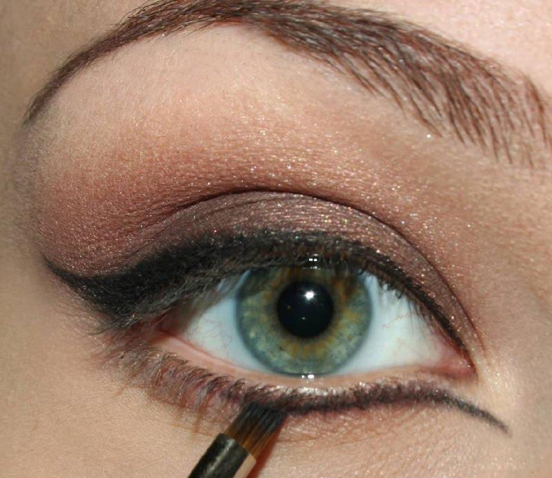 hafif göz makyajı nasıl yapılır