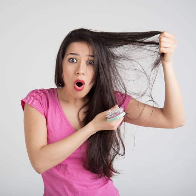 hızlı saç dökülmesi