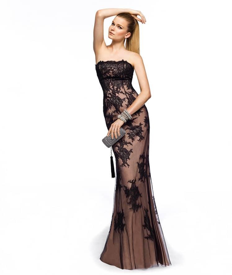 k uzun elbise modelleri