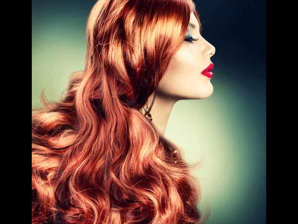 saç bakımı için farklı kürler