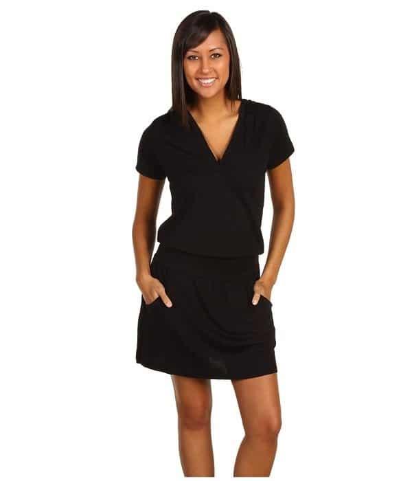 siyah spor elbise modellerii