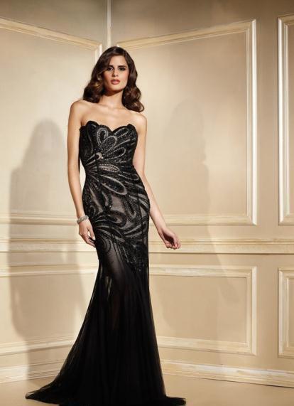 tarz elbise modelleri
