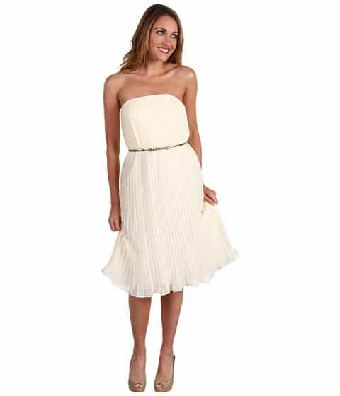 yaz düğünü için elbise modelleri