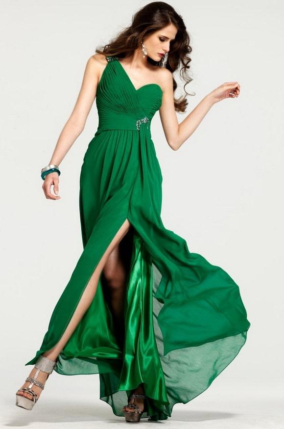 yeşil abiyeler