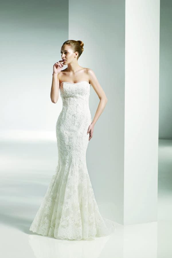 düğün için elbise seçimi kum saati