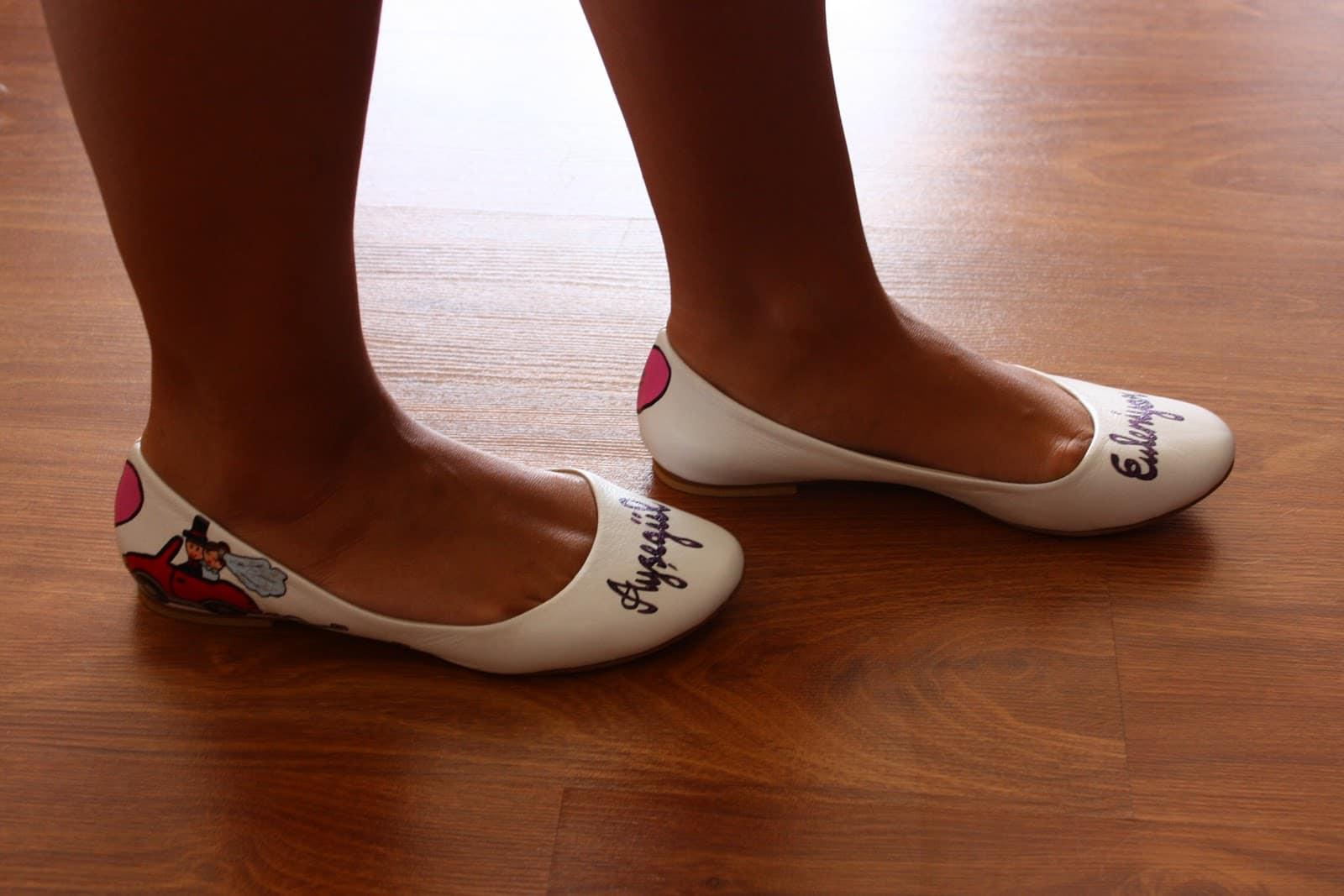 gelinler için ayakkabı modelleri seçimi babet