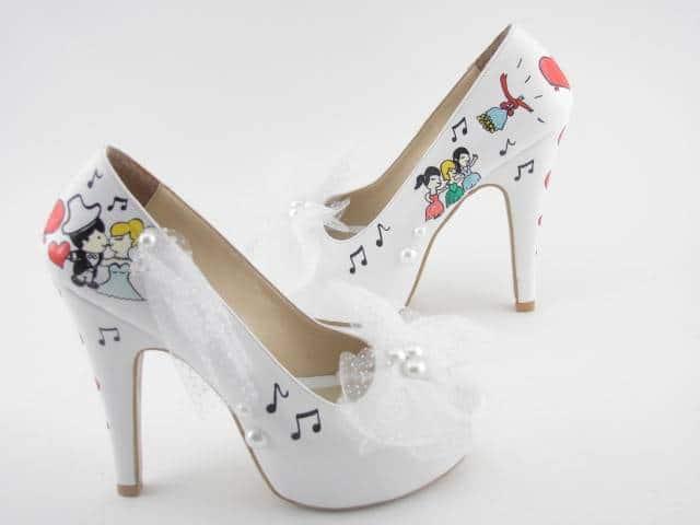 gelinler için ayakkabı modelleri seçimi önemi