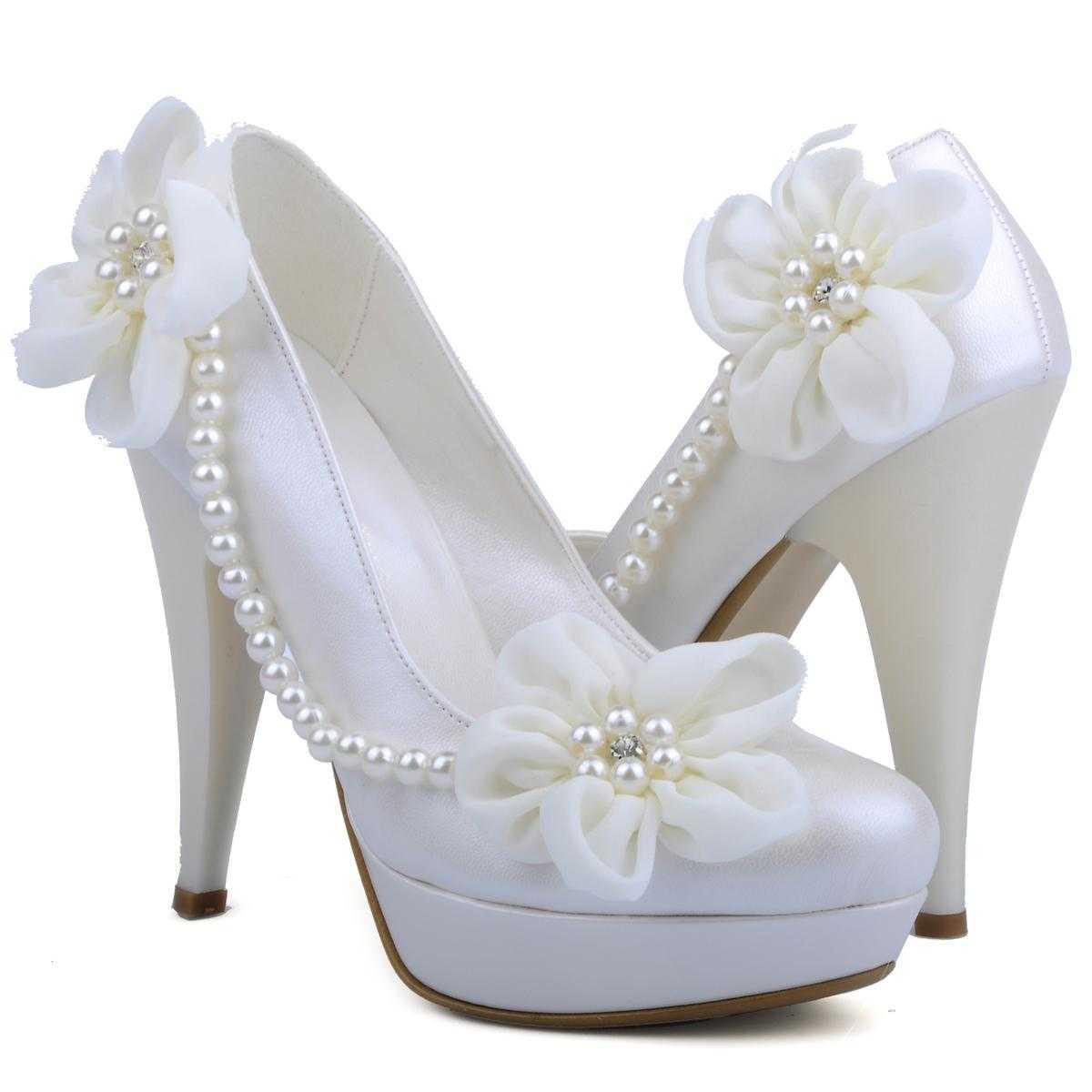 gelinler için ayakkabı modelleri seçimi