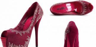 Kına Ayakkabısı modelleri