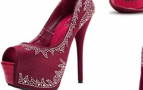 Kına Ayakkabısı Modelleri-2020 Kına Ayakkabıları