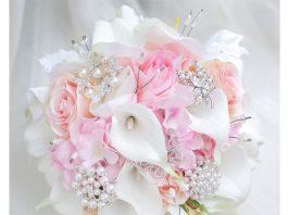 2019 gelin çiçeği modelleri