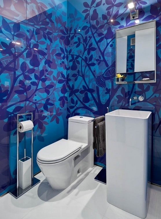banyo dekorasyonu önerileri aksesuar