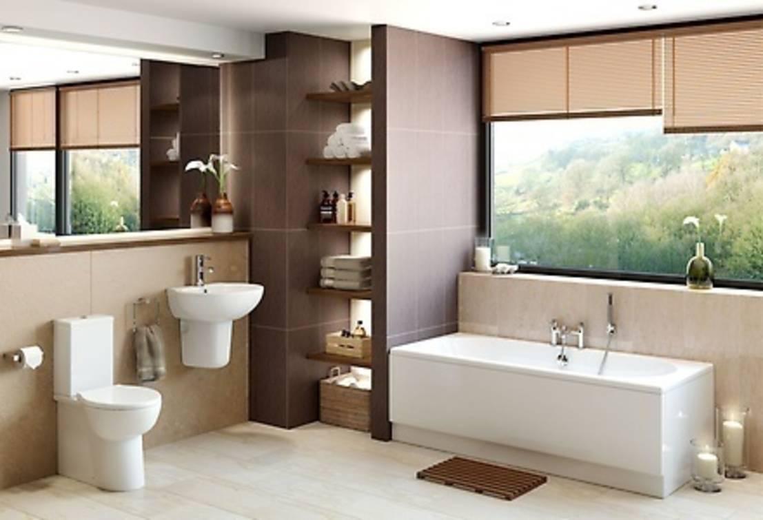 banyo dekorasyonu önerileri dolap