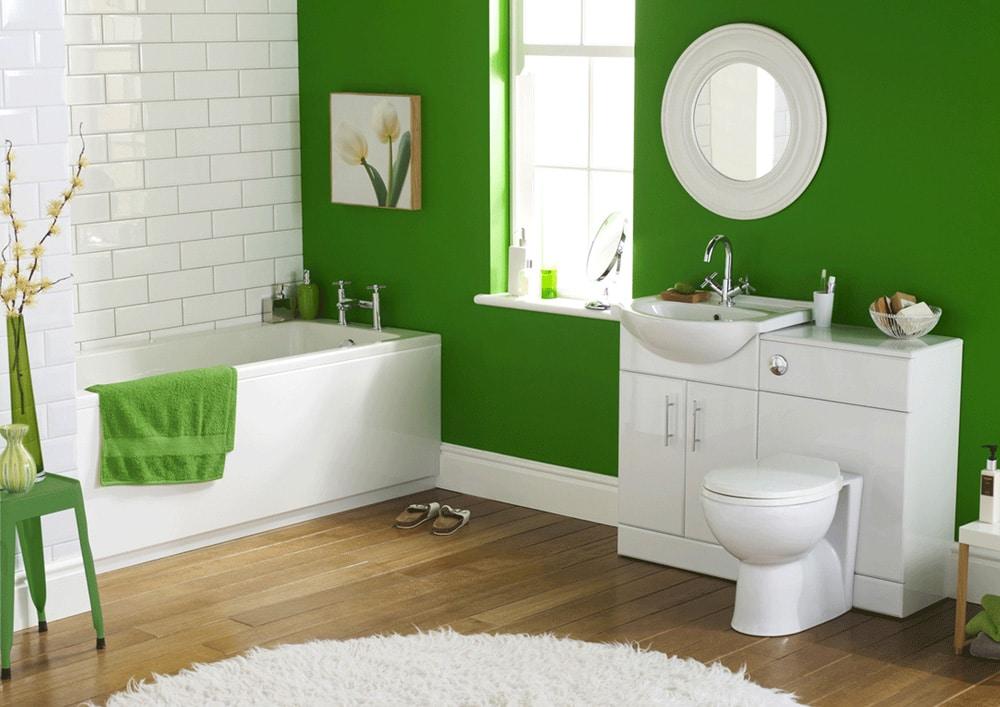 banyo dekorasyonu önerileri zemini