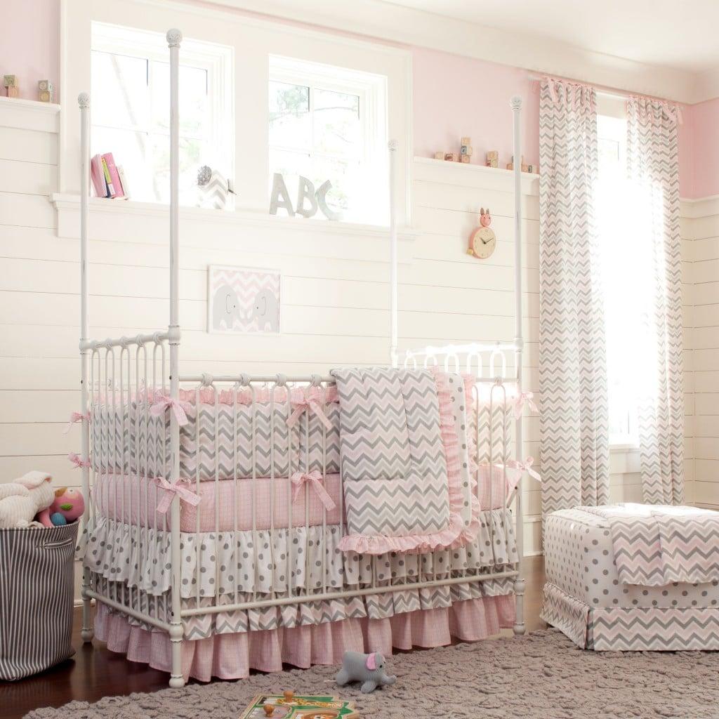 desenli 2016 bebek odası dekorasyonu