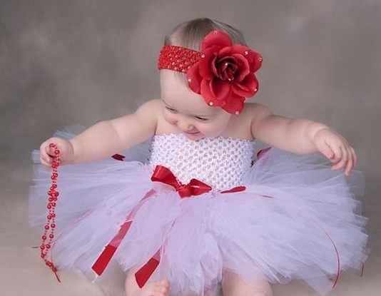 en güzel bebek gelinlik modelleri