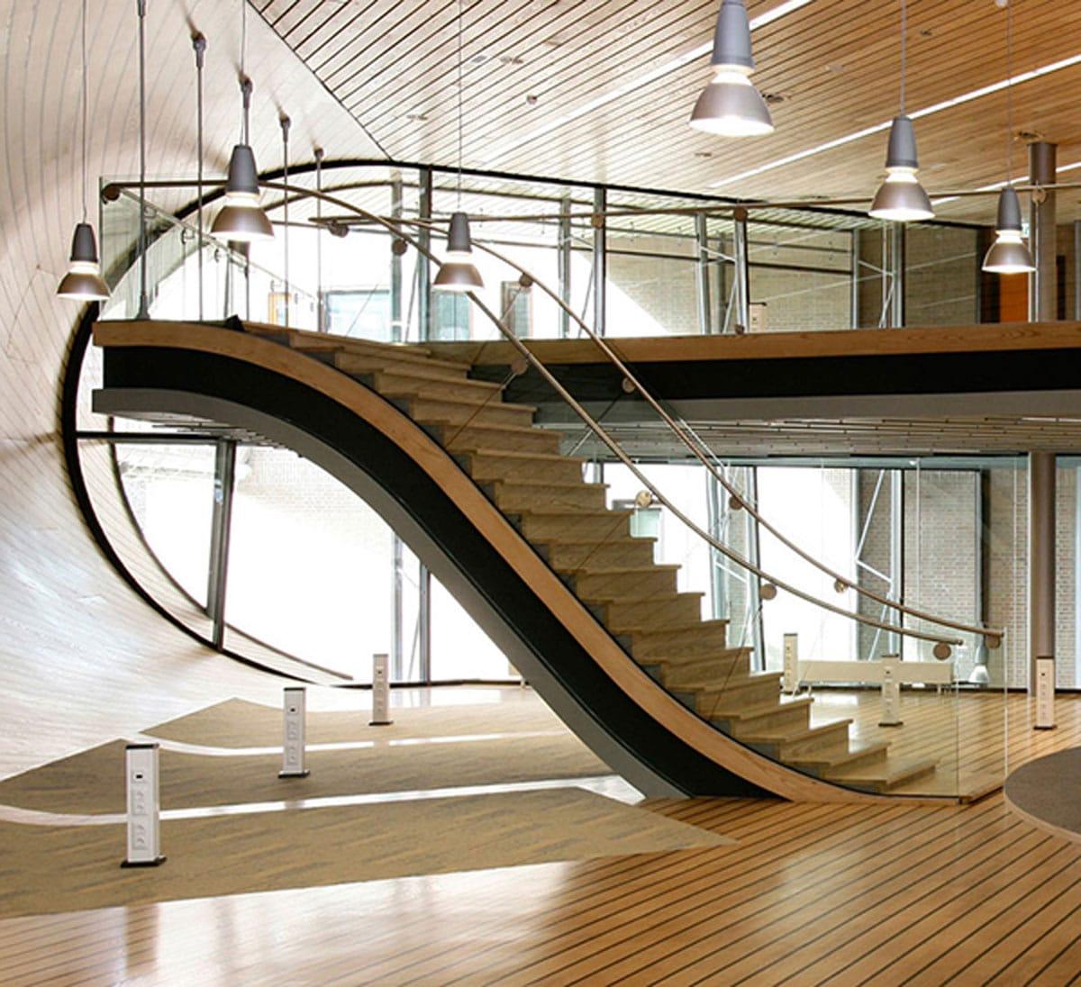 ev tasarımları merdiven