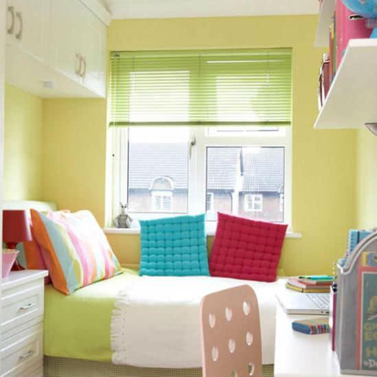 küçük ev dekorasyonu renkgarenk