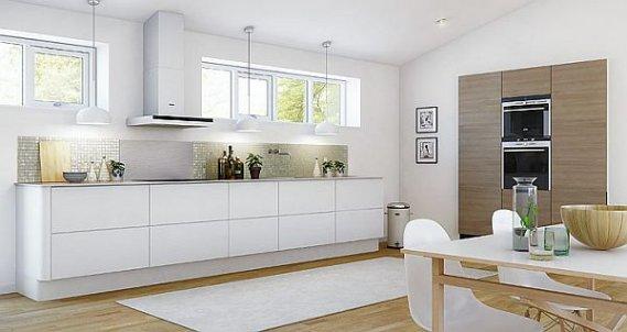 mutfak dekorasyon önerileri pencereli
