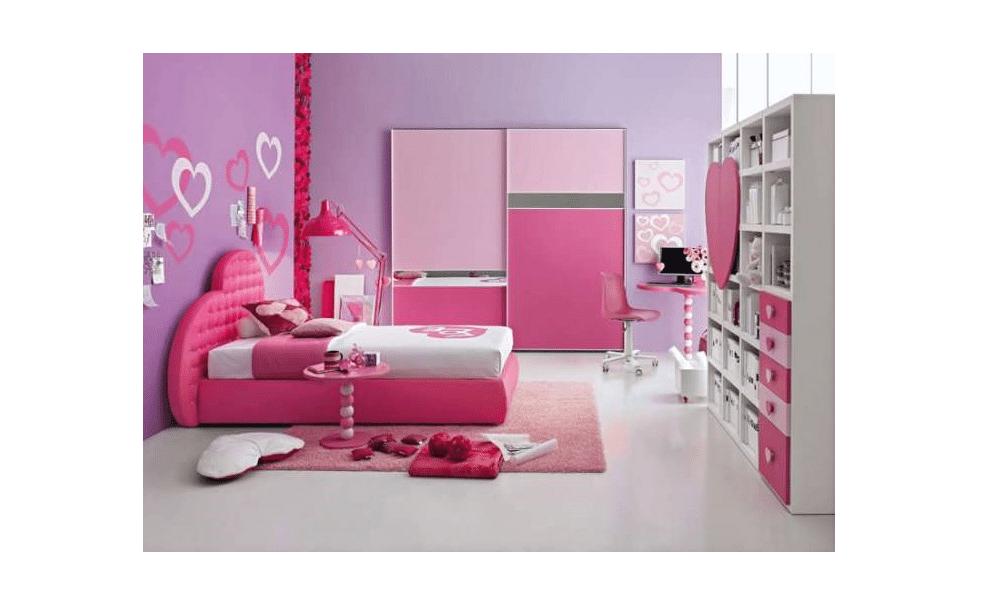 pembe 2016 çocuk odası modelleri