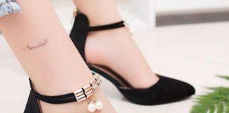 Kalın Topuklu Ayakkabı Modelleri