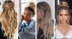 Doğal Saç Modelleri 2021