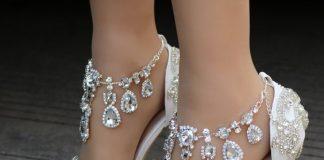 2019 Gelin ayakkabısı modelleri