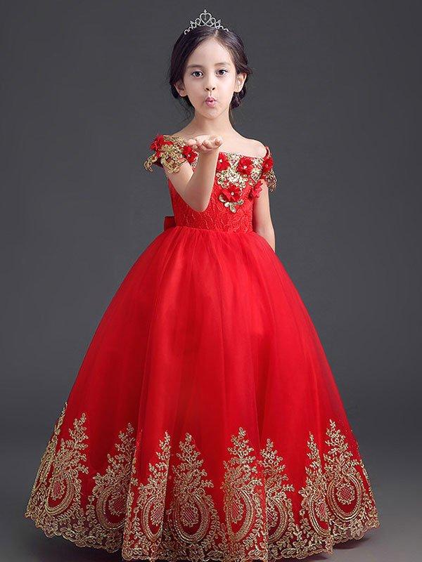 Kız çocuk abiye elbise 12-13 yaş uzun