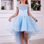Kız çocuk abiye kıyafet önü kısa arkası uzun fiyatları