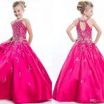 Kız çocuk abiye modelleri 9-12 yaş