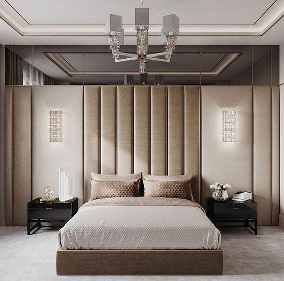 vintage mobilya yatak odası