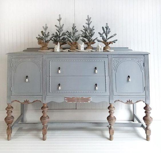 vintage mobilya modası