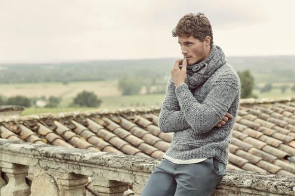 Erkek Giyim Tarzı Kışlık