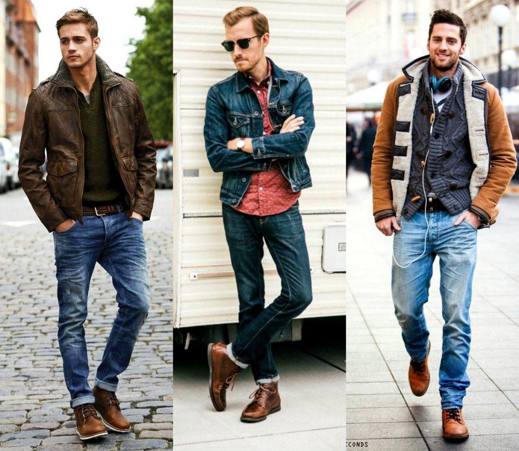 Erkek Kıyafet Kombinleri