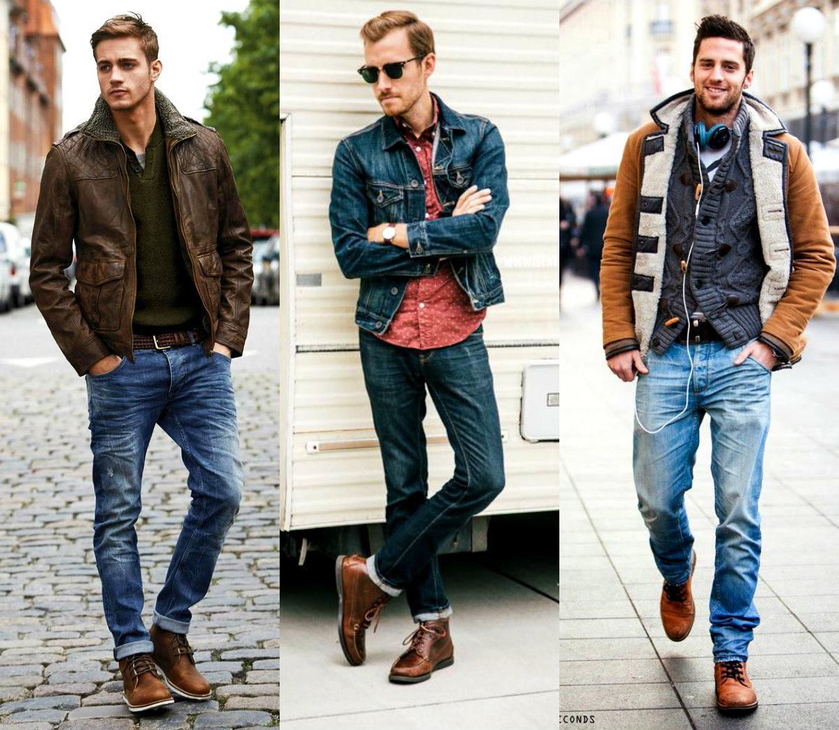 Kışlık Elbiseler Erkek