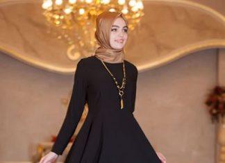 siyah elbise üzerine hangi renk eşarp