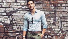 Haki Yeşil Pantolon Üstüne Ne Giyilir Erkek