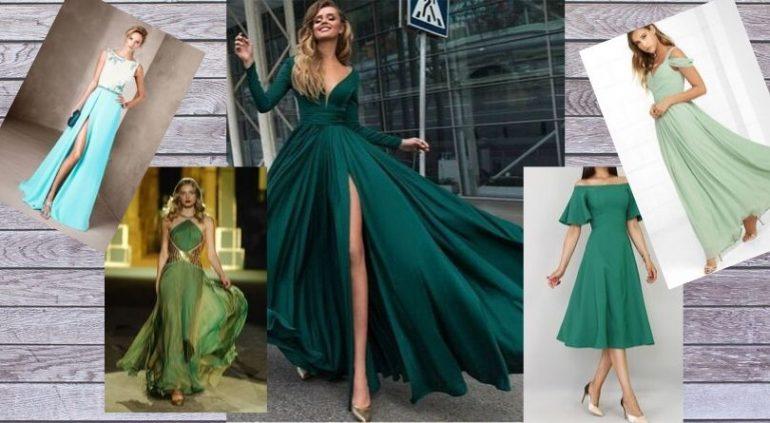 Yeşil Elbise Altına Ne Renk Ayakkabı Giyilir?