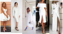 Beyaz Elbise Altına Hangi Renk Ayakkabı Olur