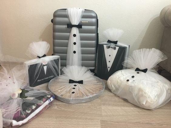 damat valizi hazırlama