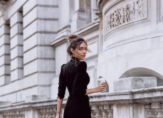Siyah elbise altına ne renk ayakkabı