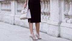 Siyah Elbise Altına Ne Renk Ayakkabı Giyilir