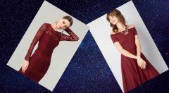 Bordo Elbiseye Hangi Renk Takı- Bordo Elbise Kombinleri