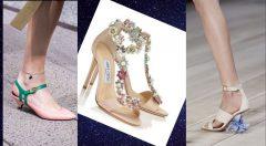 2022-2023 ilkbahar Yaz Ayakkabı Modası