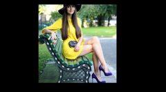 Sarı Elbisenin Altına Ne Renk Ayakkabı Giyilir?