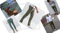Yeşil Pantolon Altına Ne Renk Ayakkabı Giyilir Erkek
