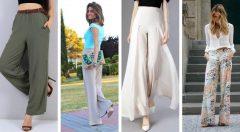 Bol Paça Pantolonun Altına Nasıl Ayakkabı Giyilir?